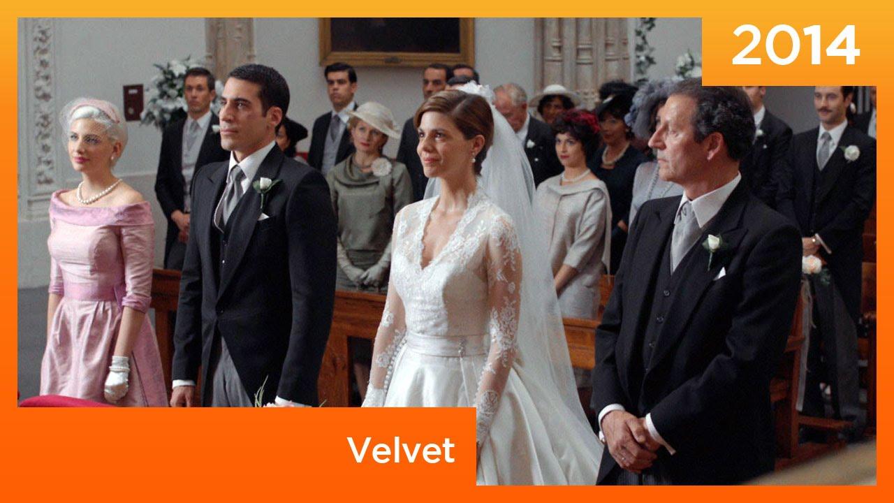 Boda de alberto miguel ngel silvestre y cristina - Velvet de antena 3 ...