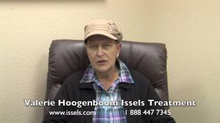 Issels® Integrative Immuno-Oncology: Lung Cancer Patient