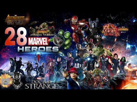 KEREN.!!! 28 Urutan Alur Cerita SuperHero Marvel Avengers Infinity WAR yang bakal Booming 2018.!!!