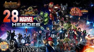 KEREN 28 Urutan Alur Cerita SuperHero Marvel Avengers Infinity WAR yang bakal Booming 2018