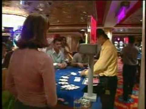 HD Norwegian Cruise Line Casino Video