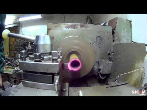 как быстро сделать переход на меньший диаметр трубы