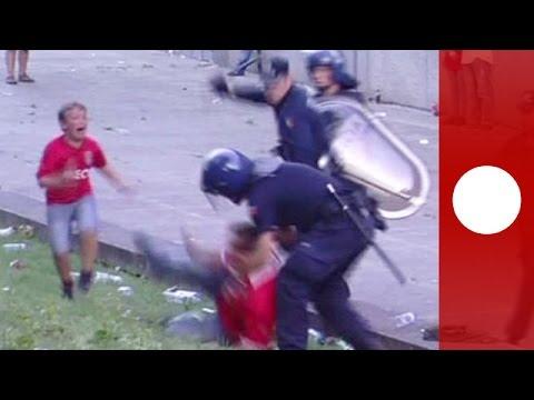 Portugal : Un Homme passé à tabac par la police devant son fils