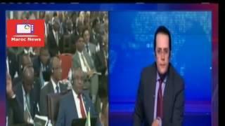 شاهد | كيف كانت ردة الاعلام المصري بعد انضمام المغرب للاتحاد الافريقي