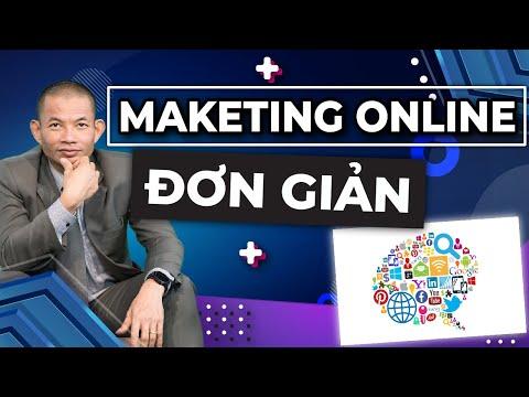 Bất ngờ với cách làm Marketing Online trên Youtube và Facebook vô cùng đơn giản | Phạm Thành Long