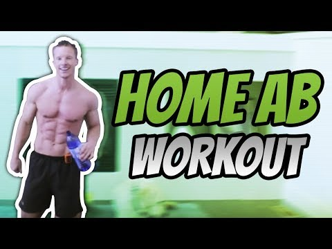 Get A Tight Stomach and Buns 4 Minute Tabata Workout - Live Lean TV