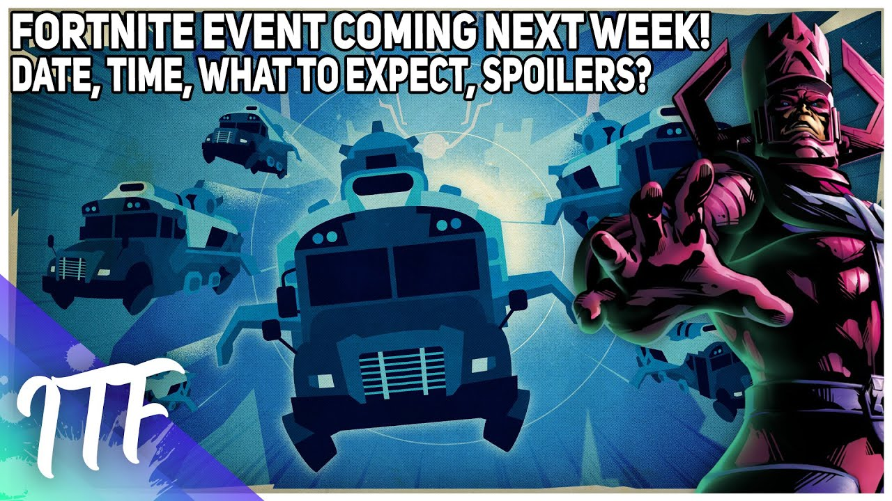 Galactus EVENT COMING SOON! Date, What To Expect, Spoilers? (Fortnite Battle Royale)