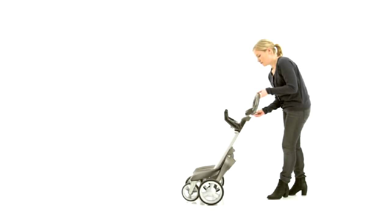 How to fold the stokke® xplory® stroller youtube.