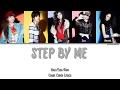 Capture de la vidéo Step By Me