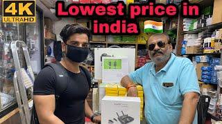 DJI Mavic Mini India Unboxing And Flight Test🔥| Tanna Dhaval