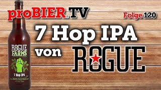 proBIER.TV - 7 Hops IPA von Rogue | #120 | Craft Beer Review