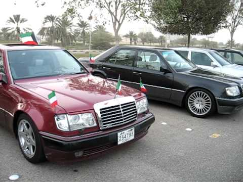 MERCEDES-BENZ CLUB W124 500E/E500 KUWAIT 2