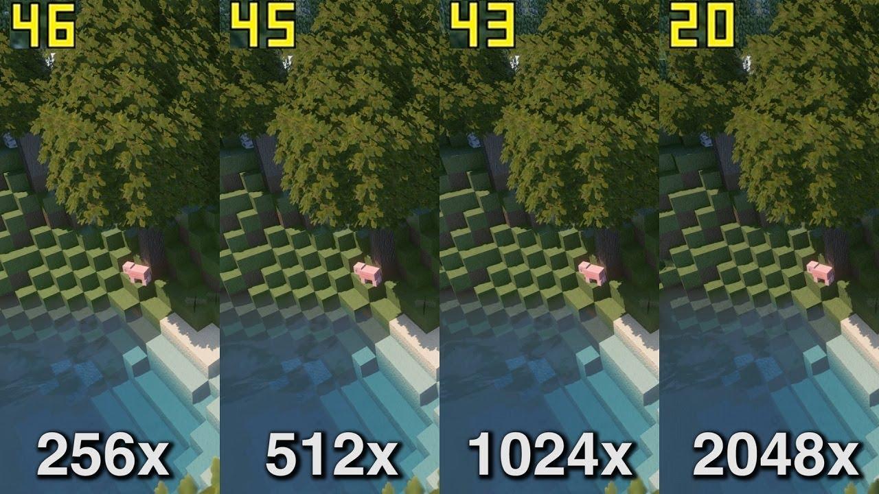 Stratum Gameplay Fps Resolution Comparison 256x 2048x 4k