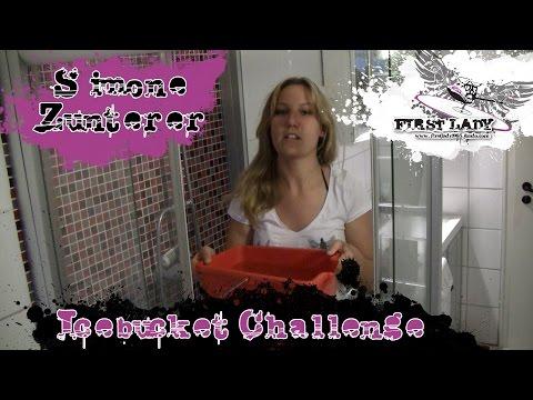 Simone Zunterer - Icebucket Challenge