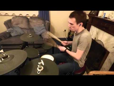Cry For Help - Hometown (drum cover)