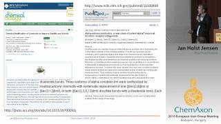 Interfacing to JChem for Excel - Jan Holst Jensen (Biochemfusion)