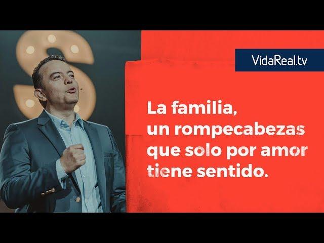 La familia, un rompecabezas que solo por amor tiene sentido. | Rompecabezas | Pastor Rony Madrid