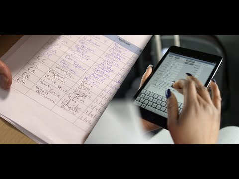 Webinar: Paper to iPad Demo (New Employee Form)