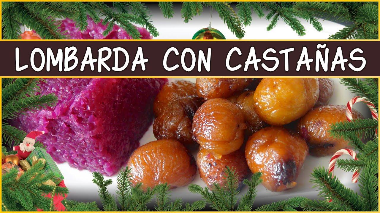 Receta de la lombarda con casta as caramelizadas youtube for Como cocinar col lombarda