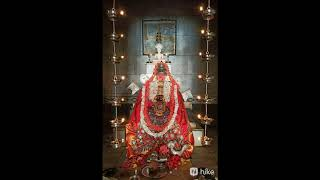 Maa Padmavati Devi 108 kumkumarchane stotra with alankara..humbuja jain matt screenshot 3