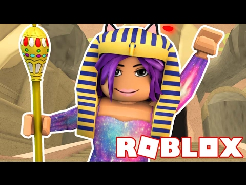 ESCAPE THE ANCIENT PYRAMID | Roblox Obby