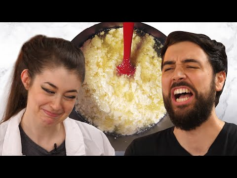 We Attempt DIY Cheese