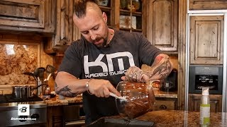 Chocolate Nut Oatmeal Protein Bars Recipe | Kris Gethin