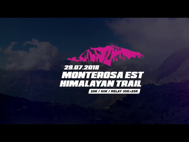 Monterosa Est Himalayan Trail - video ufficiale