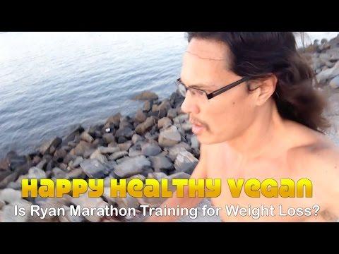 Is Ryan Marathon Training For Weight Loss?