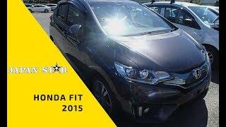 Honda Fit Hybrid с аукционов Японии, ДжапанСтар отзывы