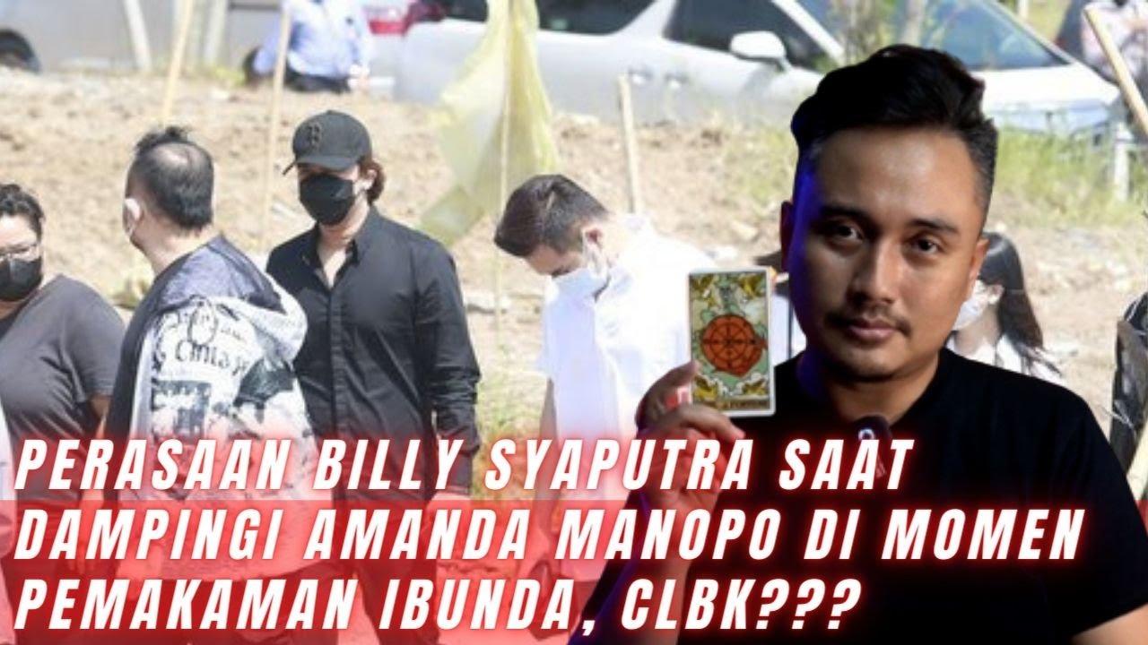 Download PERASAAN BILLY SYAPUTRA SAAT DAMPINGI AMANDA MANOPO DI MOMEN PEMAKAMAN IBUNDA, CLBK???