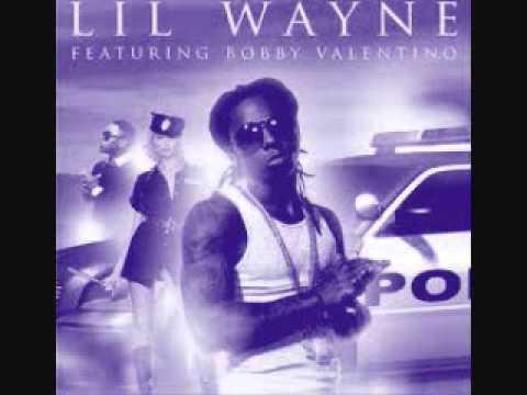 Lil Wayne ft Bobby V - Mrs. Officer Chopped Up