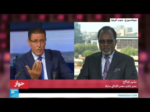 ...بشير صالح: -سيف الإسلام القذافي قادر على جمع الليبيين