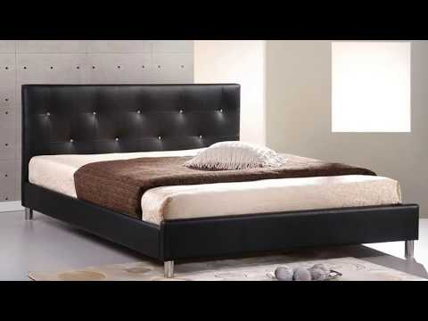 Contemporary Bed Frames And Headboards Design