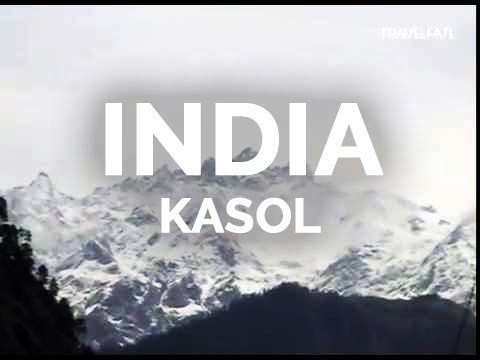Rainy life in Kasol Parbati Valley Himachal India