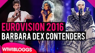 Eurovision 2016: Our Barbara Dex Award contenders | wiwibloggs