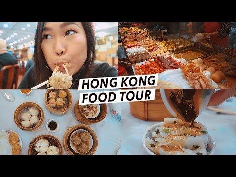Hong Kong Food Tour: Dim Sum, Street Food, Fish Ball Noodle Soup, Dumplings | Travel & Food Guide