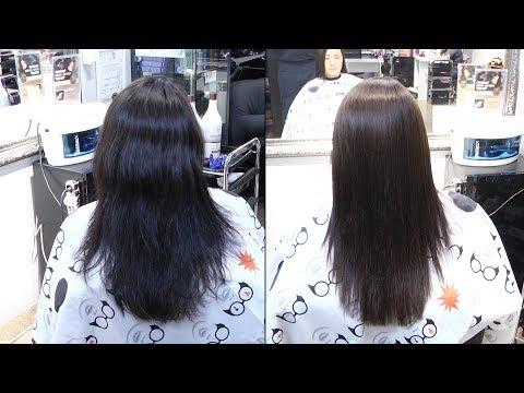 Как ВЫПРЯМИТЬ волосы ПРАВИЛЬНО!