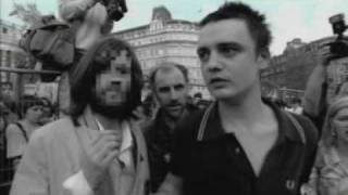 Watch Peter Doherty Lady Dont Fall Backwards video