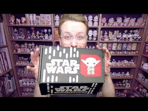 Honest Review Jedi Star Wars Smugglers Bounty Box Unboxing Subscription Funko Pop Vinyl Figure Box