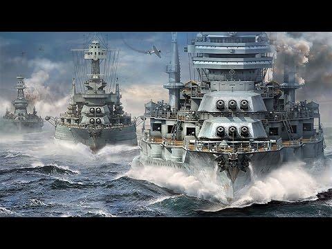 World Of Warships - USS Wyoming (BB) & IJN Zuiho (CVL)