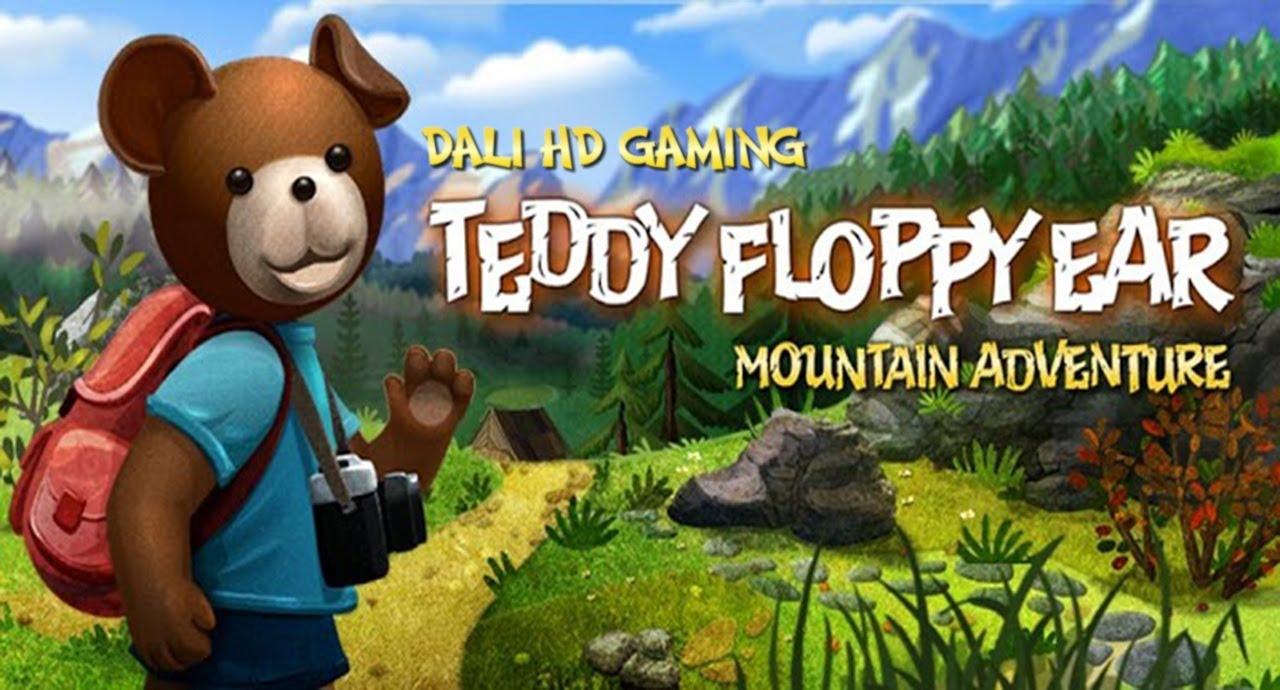 Teddy Floppy Ear Mountain Adventure PC Gameplay HD 1440p