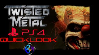 Twisted Metal: Black (PS4) - Quicklook