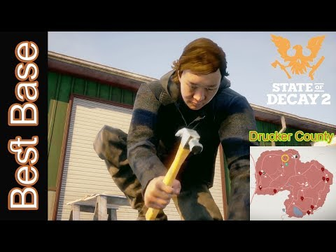 State Of Decay 2 - Best Base Building, Boost Morale, Extra Outposts And More
