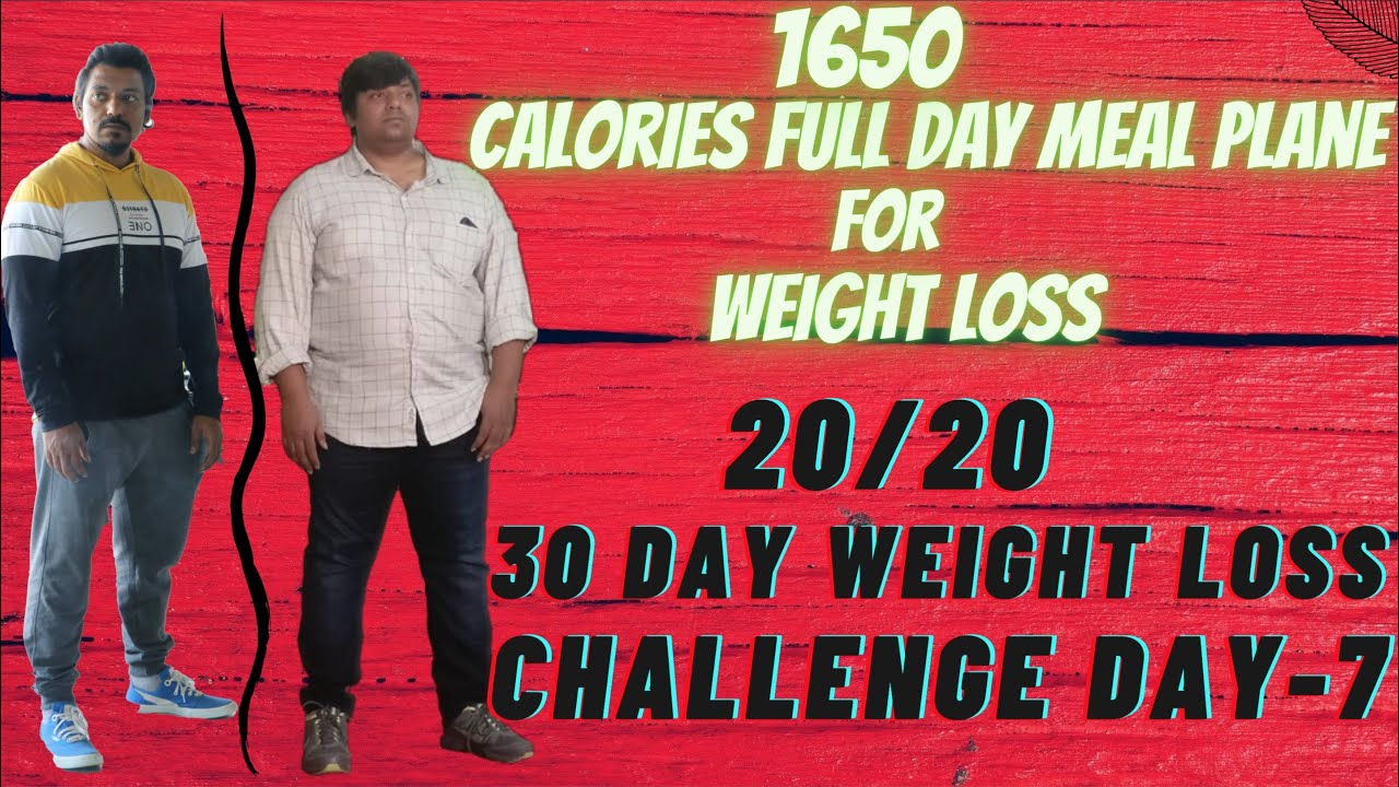 1650 Calories Full Day Meal Plane for Weight Loss | Paleo Recipe | LCD Recipe | 2020 Challenge Day 7