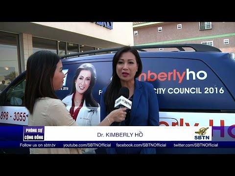 PHÓNG SỰ CỘNG ĐỒNG: Khai trương văn phòng tranh cử của Dr. Kimberly Hồ tại miền Nam California