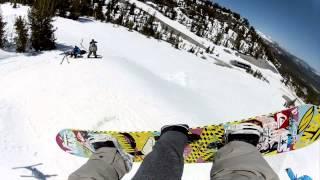GoPro HD: Eric Willett – USSA Training Uncut