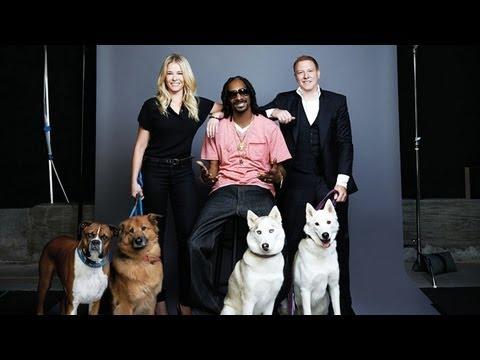 Snoop Lion, Chelsea Handler, Ryan Kavanaugh and Their Pets