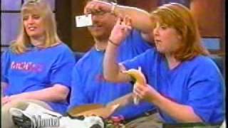 1999 Montel Williams Show snippet (Keira, Associate Producer)