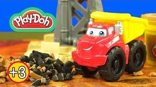 PLAYDOH SURPRISE Eggs! Chuck TONKA DUMP TRUCK Disney Collector toy DCT DCTC Mickey Kinder Frozen
